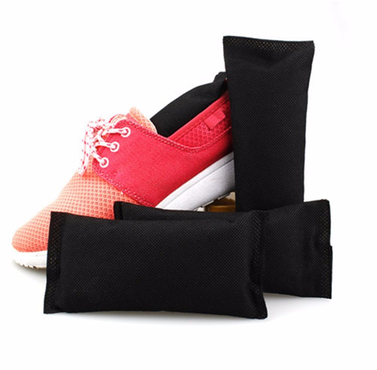 Customized Design Odor Shoes Bags 100% Natural Activated Charcoal ...