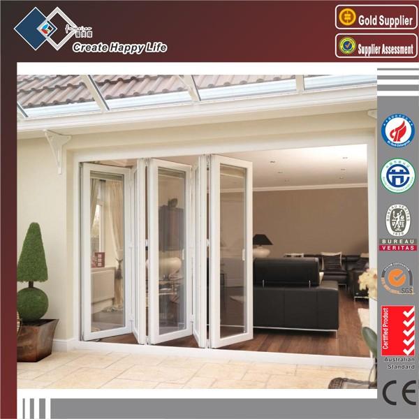 Aluminum Glass Folding Door Supplieranufacturers At Alibaba Com