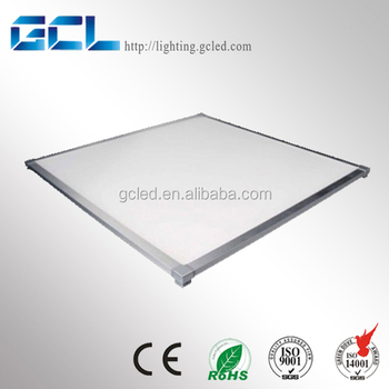 595 X 595mm 40w Led Ceiling Flat Tile Panel Light 6500k With Ce ...