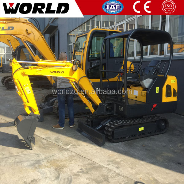 W265 model 6 ton bucket for excavator china made for sale