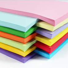 Wholesale Stock Small Order A4 color printing paper