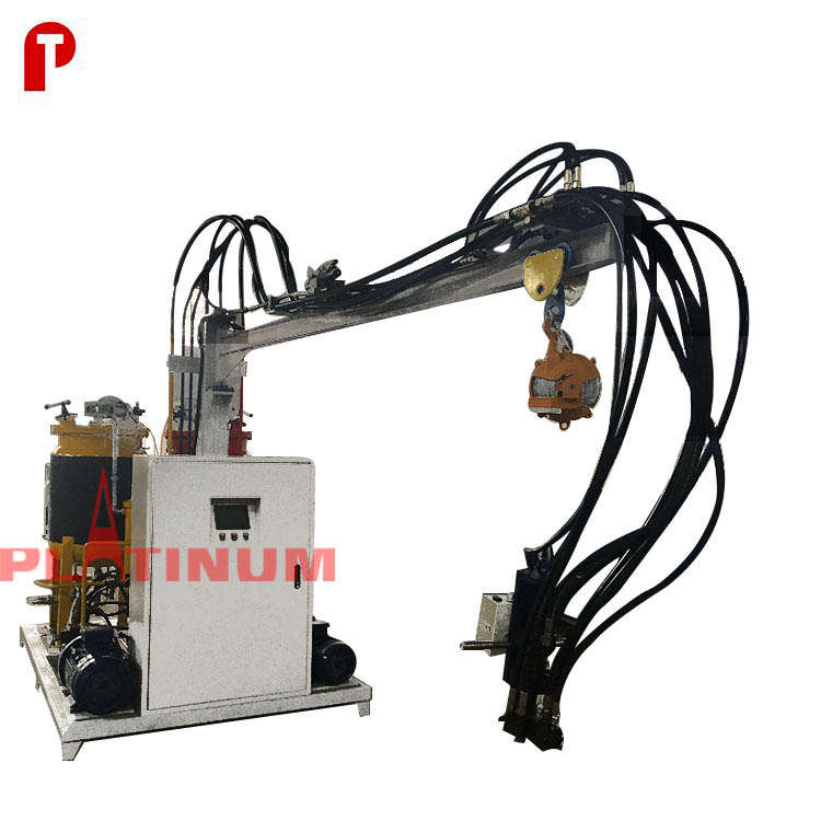 High or low pressure PU polyurethane insulation foam injection machine for mattress, pillow, shoe, sole and motorcycle car seat.