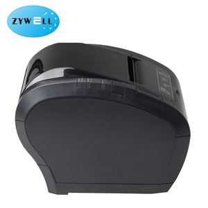 2018 most popular Zy606 cheap 80mm bluetooth thermal printer auto cutter
