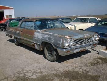 1964 Chevrolet Impala Kullanılmış Araba Buy Kullanılmış Araba