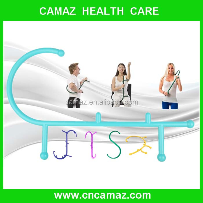 Latest thera cane trigger point massage stick
