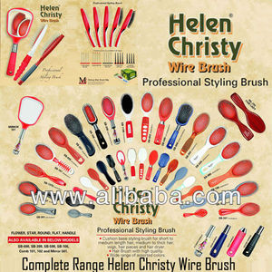 Helen Christy Wire Brush Professional Styling Brush
