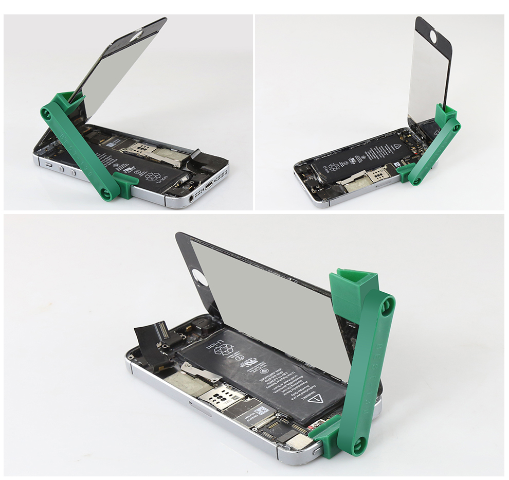 BST-130 Mobile Phones Plate Repair Motherboard Fixed Bracket Maintenance Support Multifunction Disassemble Screen Fixture Tool