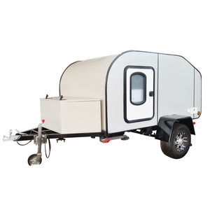 2018 New Ecocampor custom teardrop travel camper trailer with Independent Suspension