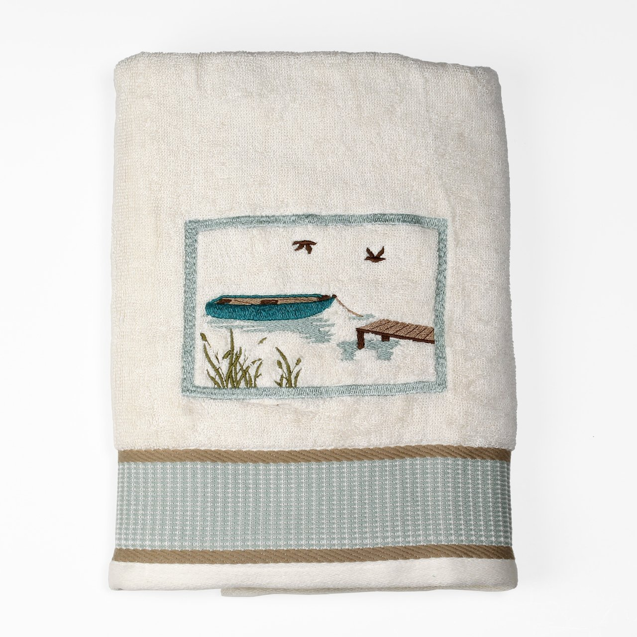 Saturday Knight Lake Retreat Bath Collection - Bath Towel