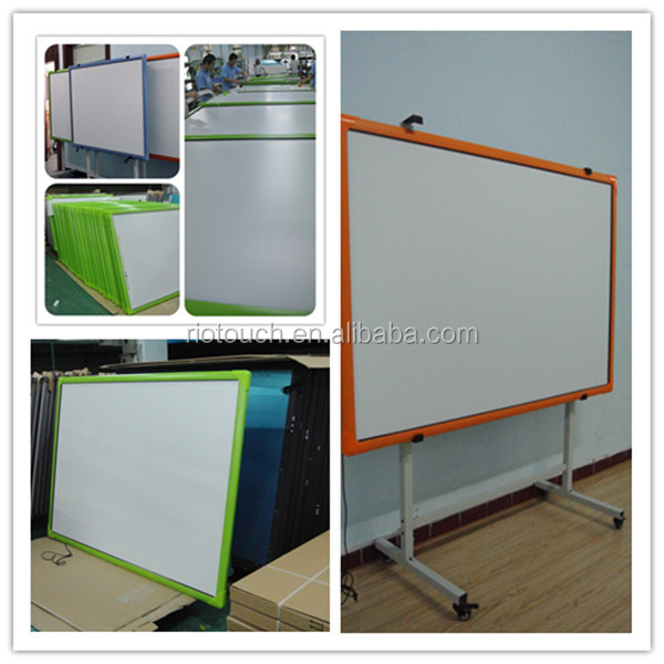 riotouch ir interactive whiteboard digital smart board for smart with high quality and - Electronic Whiteboard