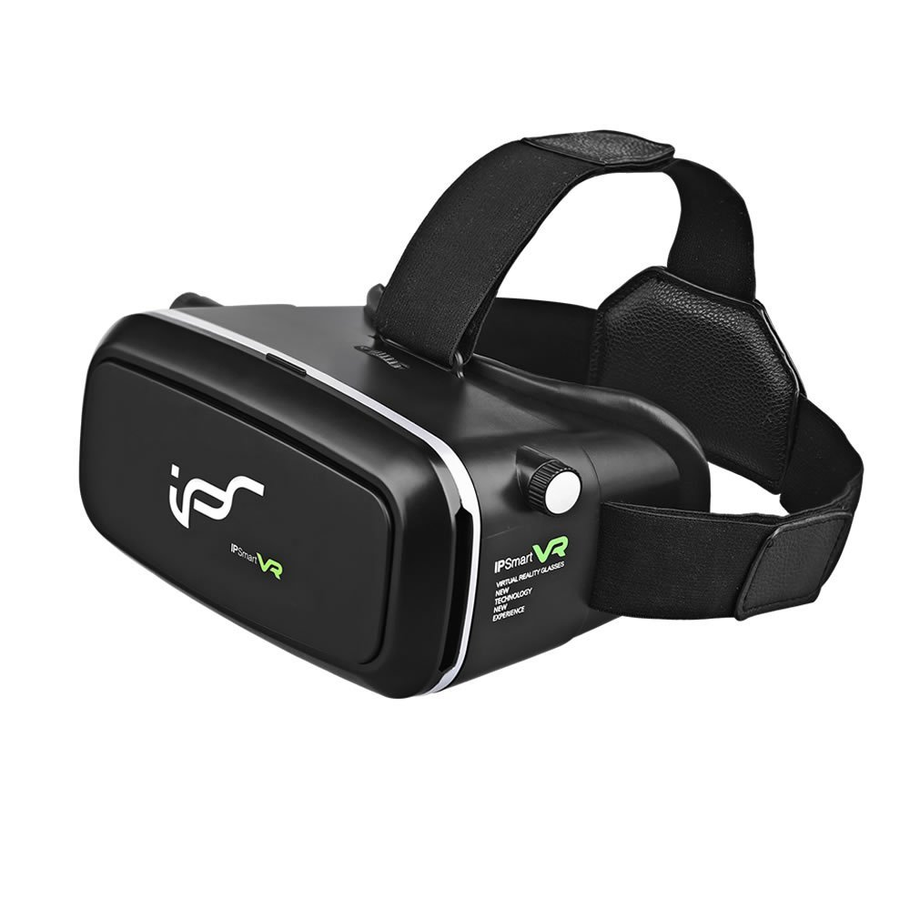 a3c70ef4342 IPS VR - Virtual Reality Headset 3D Viewing Glasses Innovative Design  Enable 360 Degree Immersive Movies