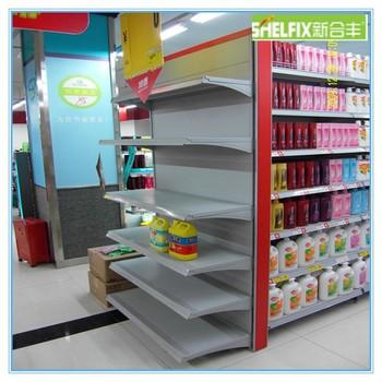 Chinese Certification Leading Suppliers Supermarket Shelf Gondola ...