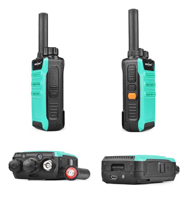 Walkie talkie Pocket Mini Scrambler VOX Walkie-Talkie Cheap