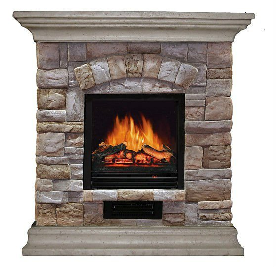 electric fireplaces insert with remote