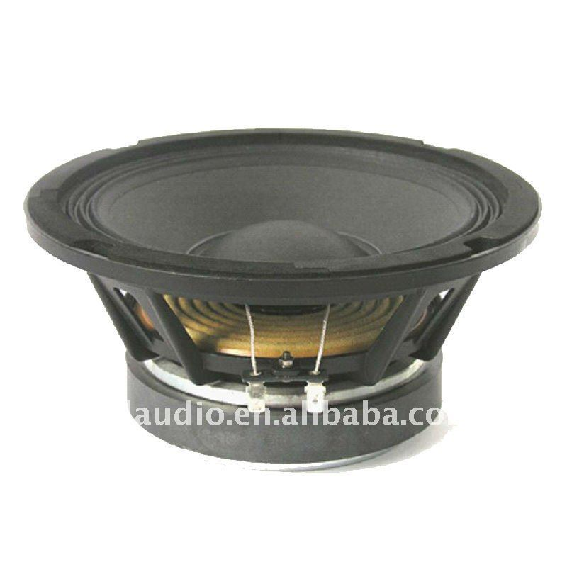 120W RMS Power / 4 Ohm impedance 8inch Midbass Speaker