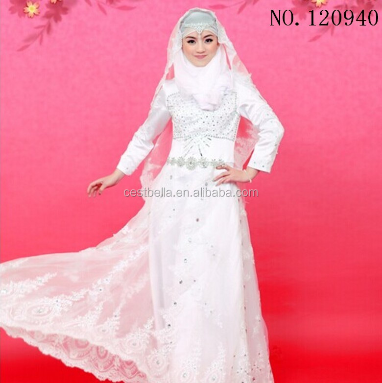 Long Sleeve High Neck Wedding Dress Suppliers And Manufacturers At Alibaba