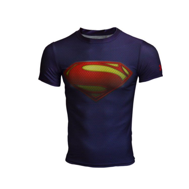 The new 2015 cartoon superman boxing sports men jerseys bad boy mma men muay thai boxing shorts boxing clothing tiger muay thai