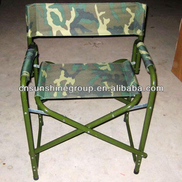 Camo Metal Folding Director Chair/hunting Chair   Buy High Quality Folding Director  Chair,Metal Folding Director Chair,Camo Metal Director Chair Product On ...