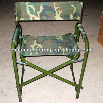 Camo Metal Folding Director Chairhunting Chair Buy High Quality