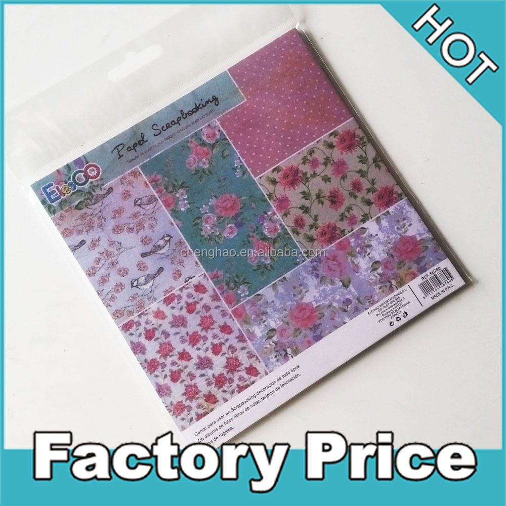 Hot Sell Paper Printed Paper Scrapbooking Flower For Packing Buy Paper Scrapbookingpaper Scrapbookpaper Scrapbook Flower Product On Alibaba