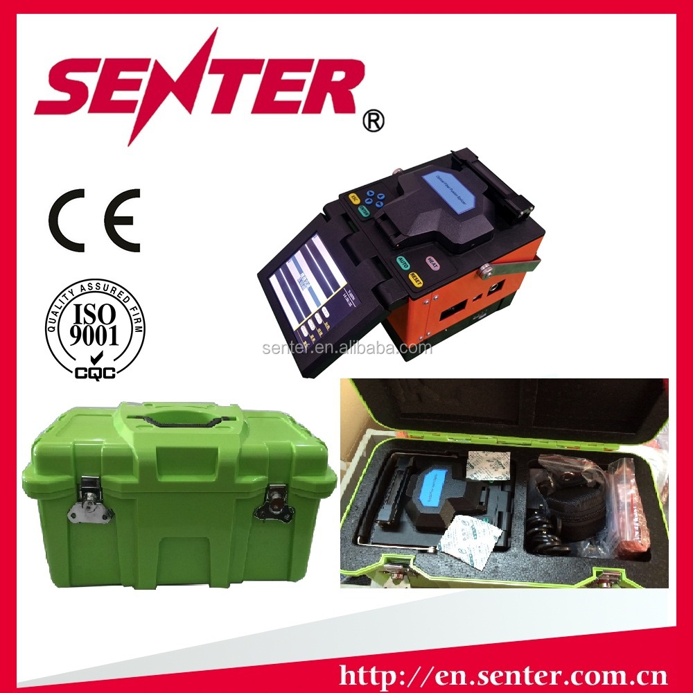 ST3100B Internet Network Telecom CATV Equipment Machine Tools Optical Fiber Fusion Splicer