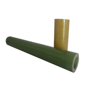 Super Quality Useful Pultruded Fiberglass Round Tubes