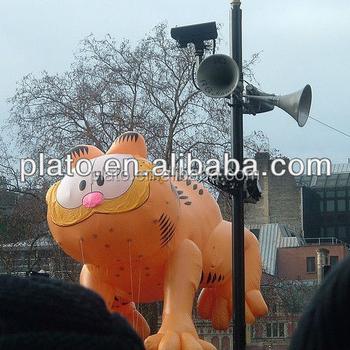 Garfield Dos Desenhos Animados Para A Decoracao Do Evento Inflavel