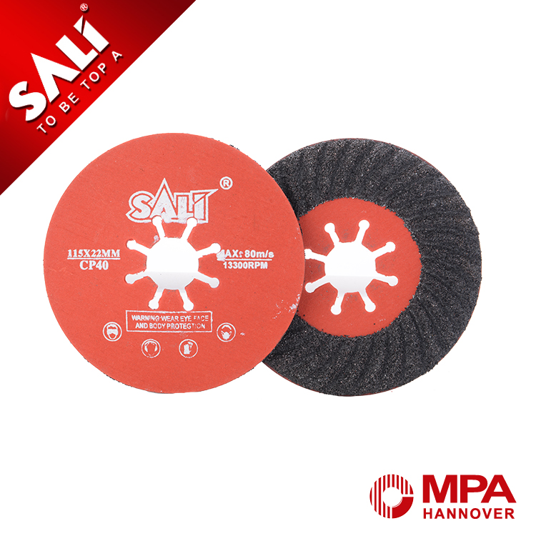 HIGH performance sait abrasives carbon resin fiber wheel disc