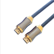 Hot style <span class=keywords><strong>hdmi</strong></span> male to male wire 4 천개 아연 합금 쉘 와 꼰 <span class=keywords><strong>hdmi</strong></span> hd cable in stock