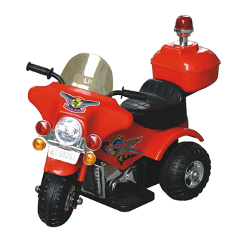 Hot selling children motorcycle ride on toy style electric police kids car toy