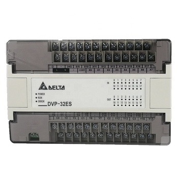 delta plc price 8DI/4DO DVP12SS211S hmi +plc 240V 2A analog input controller for compressor