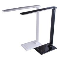 Classical black usb plastic led table lamp gu10 e27 mr16 3w 5w 7w led spotlight desk lamp