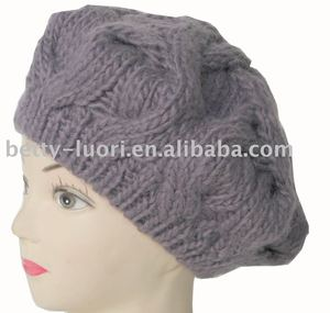 8541b802a08c1 Acrylic Knitted Beret Wholesale, Knit Beret Suppliers - Alibaba
