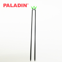 Paladin 1.6 m 2 Secties Staal Hengel Rust/Stands <span class=keywords><strong>Statief</strong></span>
