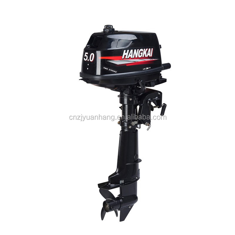 Hangkai 5hp 2 stroke outboard boat engine for sale view for Hangkai 3 5 hp outboard motor manual