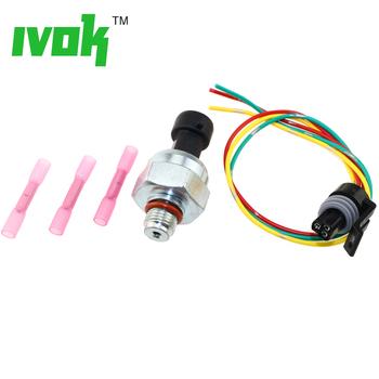 1830669c92 Injection Control Pressure Icp Sensor For Navistar Dt466e Dt466 Dt530 I530e Ht530 Dt466 With Pigtail Connector Plug Buy