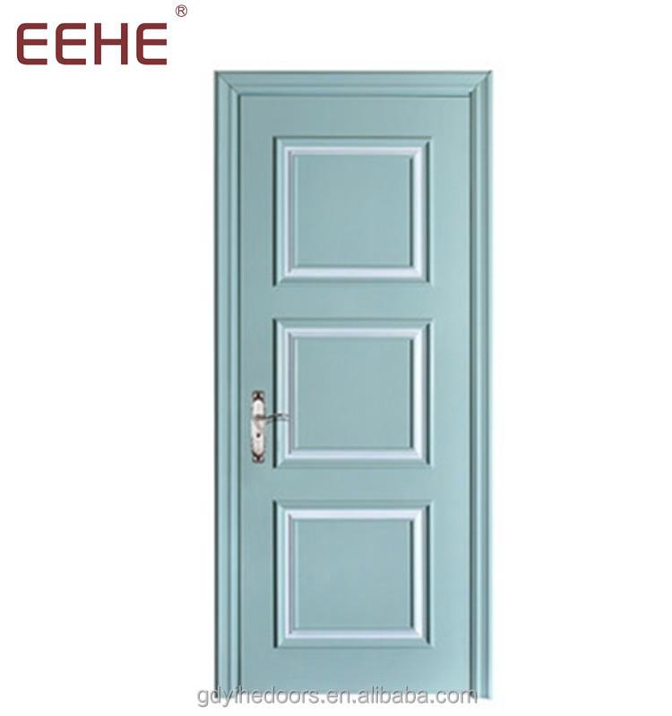 Houten deur ontwerp brandwerende houten deur