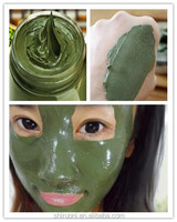 Mung bean clay mask for acne treatment & oil control OEM