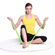 Lady Fitness bodybuilding Yoga Resistance Exercise Band