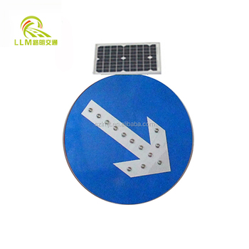 factory hot sales 24 hours flashing working traffic sign light