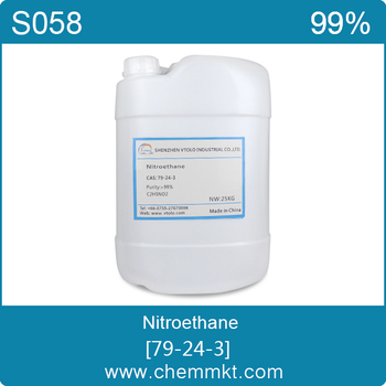 High Quality Nitroethane CAS 79-24-3