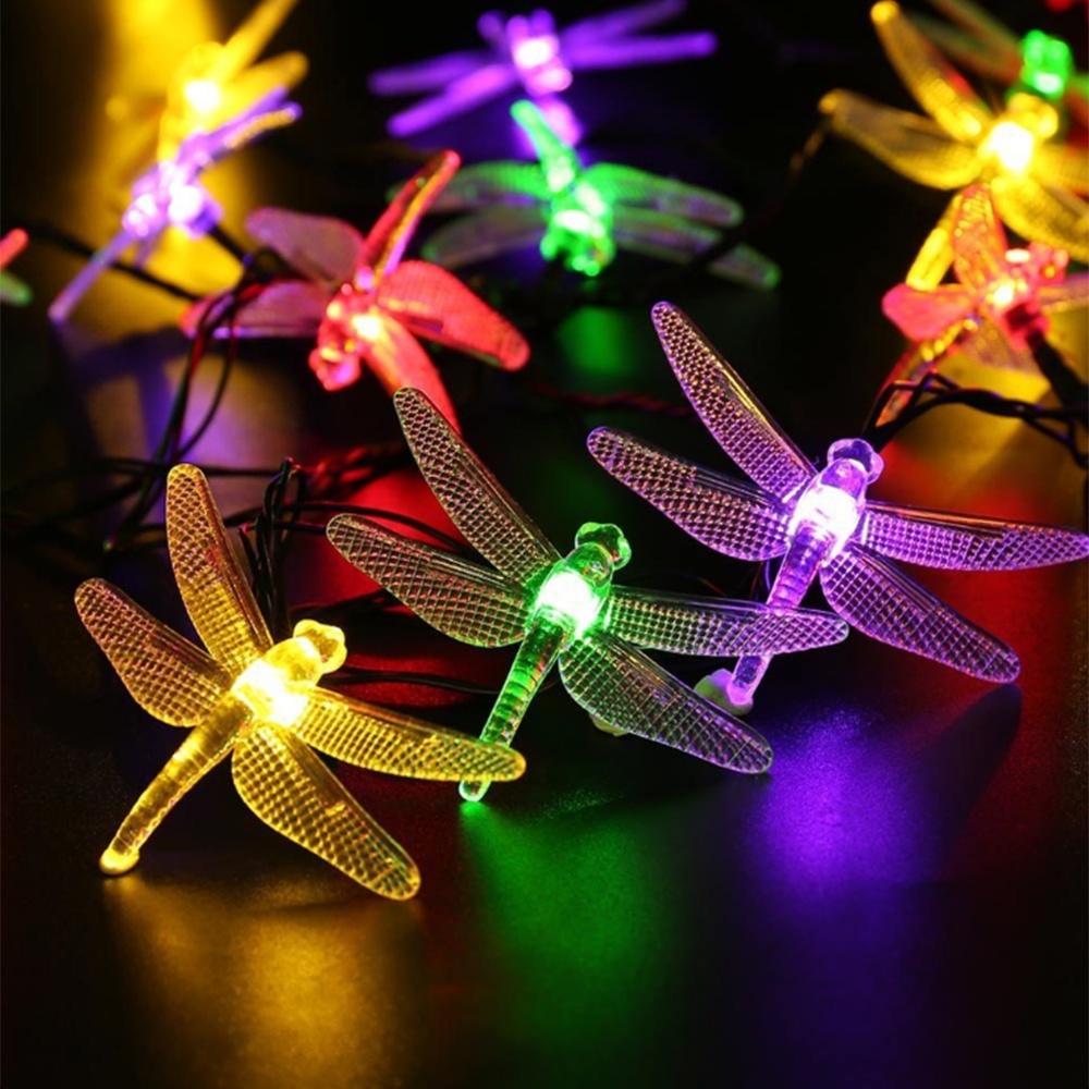 Dragonfly String Lights, Dragonfly String Lights Suppliers And  Manufacturers At Alibaba.com