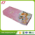 Cheap recycled color printed corrugated rectangular folding paper box