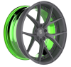 BR Wheels BR217 2 pcs Forged Alloy Wheel