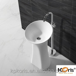 New Arrival Solid Surface Acrylic Fancy Bathroom Sink