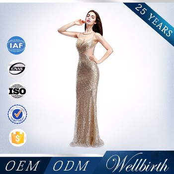 Latest Fashion Dresses Prom Dress Traditional Fishtail Long Tight