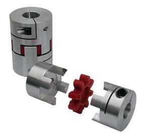 Tronxy 3D printer Flexible shaft coupling