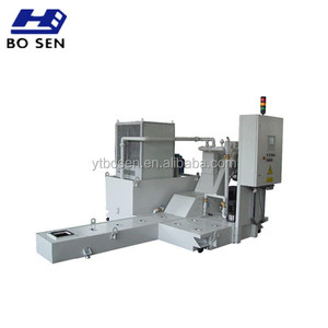 Press machine system conveyor machine chip conveyor