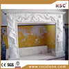 Wedding decorations metal wood burning fireplace insert