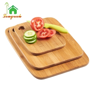 Eco-friendly Natural Kitchen Food Mini Cherry Wooden Antimicrobial Cutting Boards